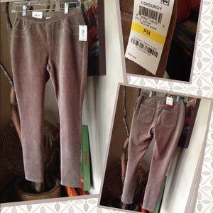 Macy's Soft Corduroy Leggings
